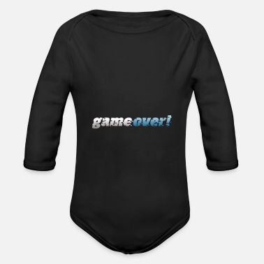 Game Over Game Over - Baby Bio-Langarm-Body