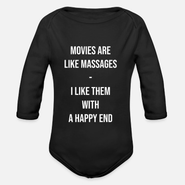 Antonella Happy end massage Öl massageawiesbaden Edition - Baby Bio Langarmbody