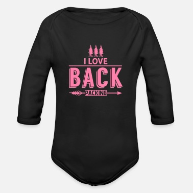 Backpacker Backpacker Backpacker Backpacker Backpacker - Baby Bio Langarmbody