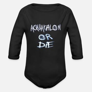 Aquathlon Aquathlon - Organic Long-Sleeved Baby Bodysuit