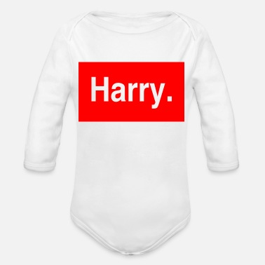 Harry Harry. - Body de manga larga bebé