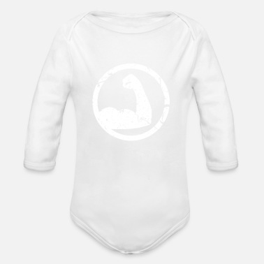 • Muscle muscle - Organic Long-Sleeved Baby Bodysuit