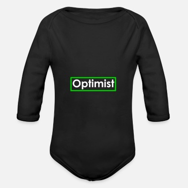 Optimist Optimist - Baby Bio Langarmbody
