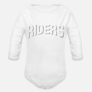 Motorcycle Club RIDERS Bikers Motorcycle Motorcycle Gift Club - Body de manga larga bebé