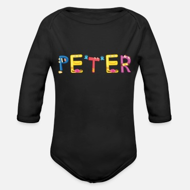 Pet Peter - Baby Bio Langarmbody