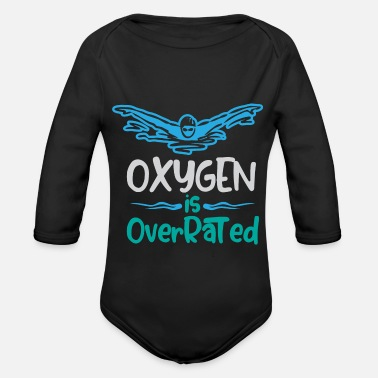Pool Oxygen is overrated - Schwimmen - Baby Bio Langarmbody