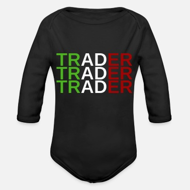 Tradition Trader Italie - Body Bébé bio manches longues