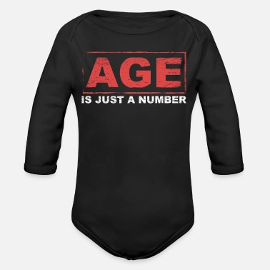 Age AGE - Organic Long-Sleeved Baby Bodysuit