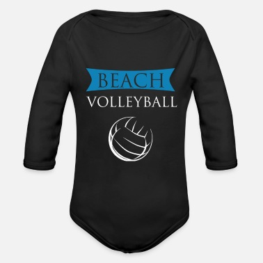 Beachvolleyball Beachvolleyball - Baby Bio Langarmbody