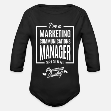 Marketing Manager Marketing Communicatie Manager - Rompertje met lange mouwen