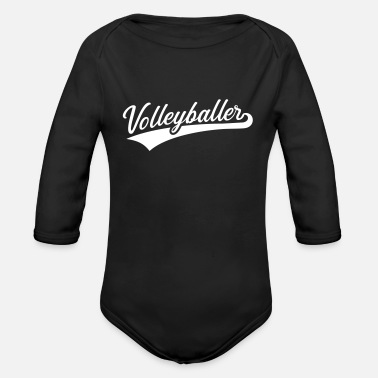 Volley Volleyball - Baby Bio Langarmbody