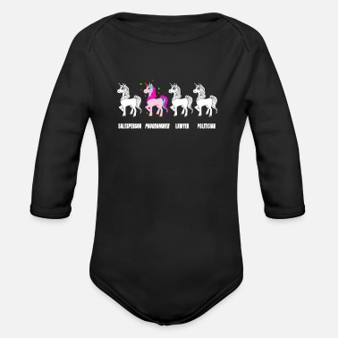 Developer Developer Coder Programming IT Programmer Gift - Organic Long-Sleeved Baby Bodysuit