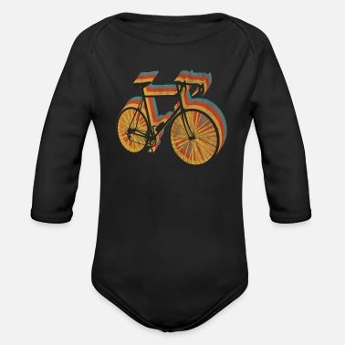 e8c2889243c83 Velo de course velo sport retro vintage T-shirt Bébé