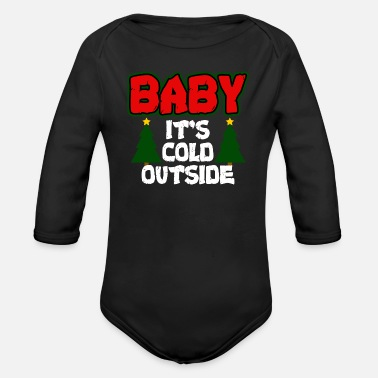 Winter - Baby Bio Langarmbody
