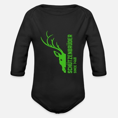 Protection Protect - Organic Long-Sleeved Baby Bodysuit