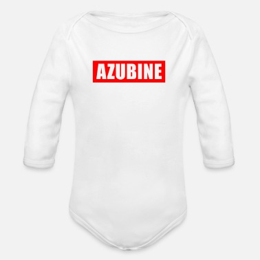 Apprentice Apprentices | Apprentice training - Organic Long-Sleeved Baby Bodysuit
