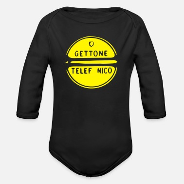 Token TOKEN - Organic Long-Sleeved Baby Bodysuit