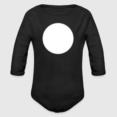 Agender No Gender No Gender Neutral - Organic Longsleeve Baby Bodysuit