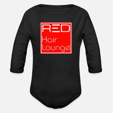 Lounge RED Hair Lounge - Baby Bio Langarmbody