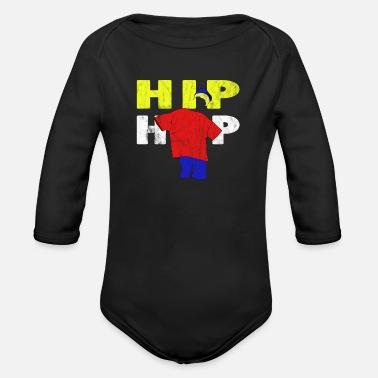 c2da8adc4b11a Hiphop hiphop - Body Bébé bio manches longues