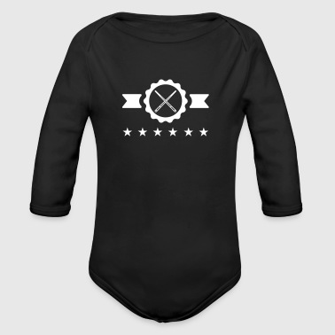 Billiards - Snooker - Billard - Sport - Winner  - Organic Longsleeve Baby Bodysuit