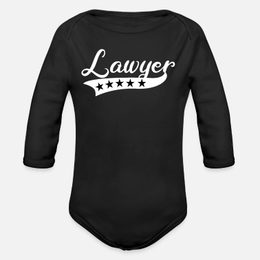 State Exam Lawyer State Exam Lawyer - Organic Long-Sleeved Baby Bodysuit