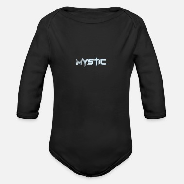 Mystical Mystic - Organic Long-Sleeved Baby Bodysuit