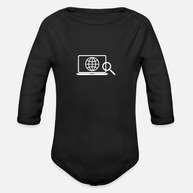Search Internet search - Organic Long-Sleeved Baby Bodysuit