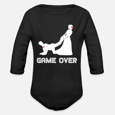 Bachelor Party Bachelor Party Bachelor JGA - Organic Long-Sleeved Baby Bodysuit