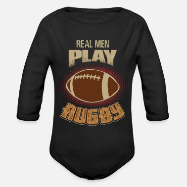 Rugby Rugby - Baby Bio Langarmbody