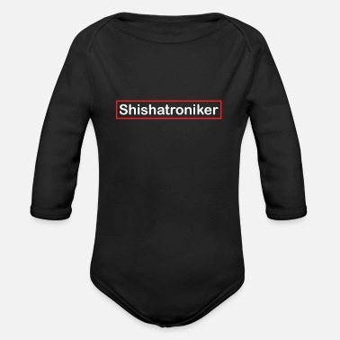 Shisha Shisha - Organic Long-Sleeved Baby Bodysuit