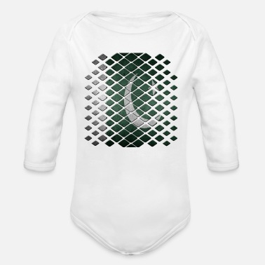Pakistan Pakistan - Organic Long-Sleeved Baby Bodysuit