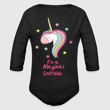 Magical Electrician - Baby Bio-Langarm-Body