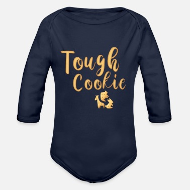 Partnerlook Tough Cookie Partnerlook Mutter Kind - Baby Bio Langarmbody
