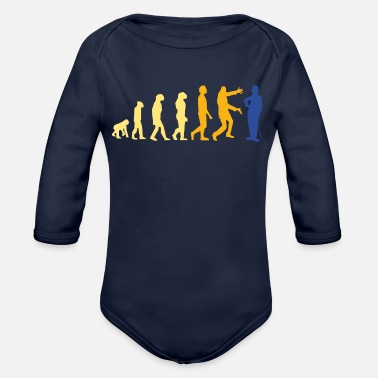Cinematography - Organic Long-Sleeved Baby Bodysuit