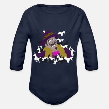 Gifts of the Gaff - Organic Long-Sleeved Baby Bodysuit