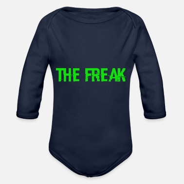 Freak The Freak - Body a manica lunga per neonati