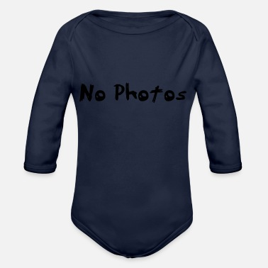 Picture No pictures - Organic Longsleeve Baby Bodysuit