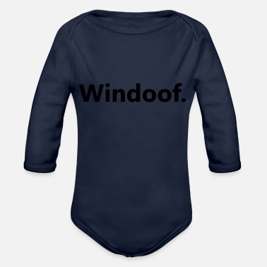 Windows Windows - Baby Bio Langarmbody
