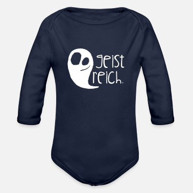 Witty Witty. - Organic Long-Sleeved Baby Bodysuit