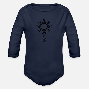Mythology Symbol mythology - Organic Longsleeve Baby Bodysuit