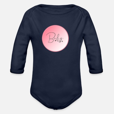 Baby clothes - Organic Long-Sleeved Baby Bodysuit