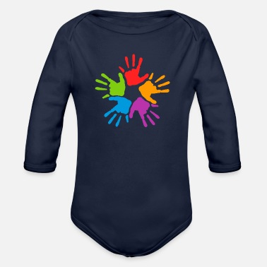 Together Together - Organic Longsleeve Baby Bodysuit