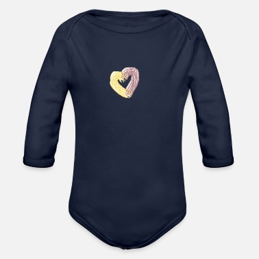 Serce Serce - Organic Long-Sleeved Baby Bodysuit