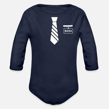 grand Prix bien pas cher Conception innovante Patron avec cravate T-shirt Bébé   Spreadshirt