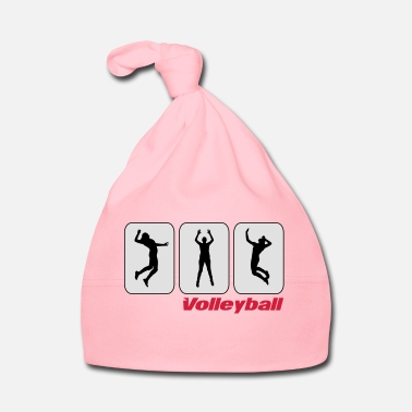 Pictogram Volleyball pictograms - Baby Cap