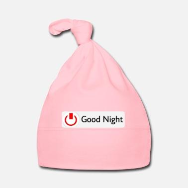 693ffbf1620 Nuit Bonne nuit design   logo - Bonnet Bébé