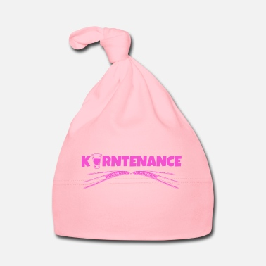 High School Graduate KORNtenance pink - Baby Cap