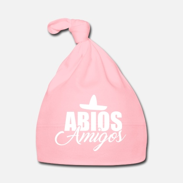High School Graduate Abios Amigos - Abi 2018 - High School Graduation Proverbs - Baby Cap