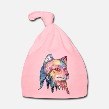 Galaxy Fox - Baby Cap